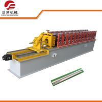Best Light Steel Cold Roll Forming Machine , Omega Shaped Metal Stud Roll Forming Machine wholesale