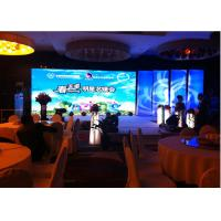 China P2 P2.5 P3 Small Pitch LED Display , Programmable Led Display Highly Adjustable on sale