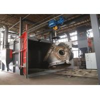 Best Rust Removal Shot Blast Cleaning Equipment For Forging Parts Heavy Duty 22KW wholesale