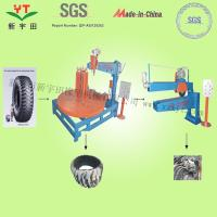 Best high quality tire sherdder mahine /tire cutting machine for sale/itre recycling plant wholesale