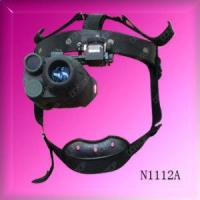 Best Professional Night Vision Scope/ Light Weight Tactical Night Vision Goggle with Headgear (N1112A) wholesale