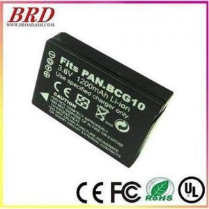 Best BCG10 Digital Camera Battery for Panasonic,1200 mAh wholesale