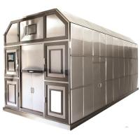 Best low price cremation machine for human ,cremation furnace using cremator funeral supply wholesale