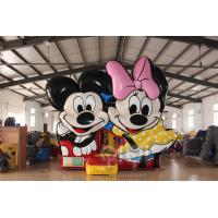 Best Disney Mickey Minnie Inflatable Bouncer wholesale