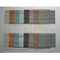 Best Modern Curtain Blinds of Double Faced Zebra Blinds wholesale