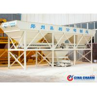 Best Precast Batching Plant Machine , 2 - 4 Bins Weigh Batching Machine For Sand Material wholesale