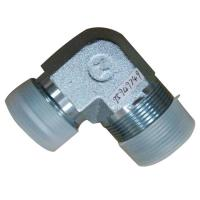 Best 2KG Screw Air Compressor Elbow , Silver Color Stainless Steel Elbow Fitting 95949749 wholesale