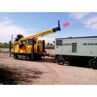 Best Reverse Circulation Rotary Drilling Rig Machine With CUMMINS Engine 0 - 80 Rpm Rotation Speed wholesale