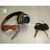 Best Suzuki Motorcycle Parts SWITCH ASSY IGNITION AX100  Lock  6V 11 Line Switch wholesale