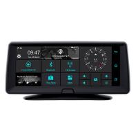 Best Android System On Dash Car GPS Navigator with FM Radio DVR Bluetooth 3G Wifi wholesale