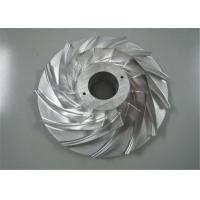 Best CNC Machining Stainless Steel Valve Pump Components Impeller Castings Stable wholesale
