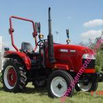 Best 35hp JINMA wheel tractor JM354E agricultural 2/4wd farm tractor diesel eec wholesale