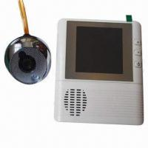 China Door Viewer, Peephole with Doorbell Function on sale