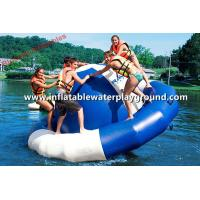 Best Giant Saturn Inflatable Water Rocker Floating Summer Fun For Kids And Adults wholesale