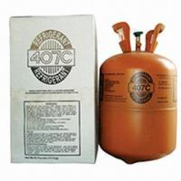 China R407C Refrigerant Gas, Mixed Fluorine Refrigerant, R22 Replacement, Purity 99.9%, OEM Accepted on sale