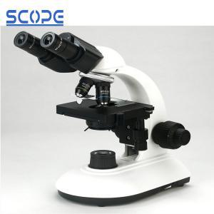 China Medical Student Binocular Microscope / Trinocular Biological Microscope on sale