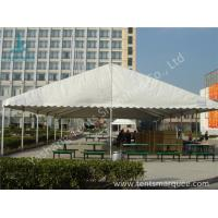 Best UV Resistant and Waterproof Aluminum Alloy Outdoor Event Tent White PVC Fabric Cover wholesale