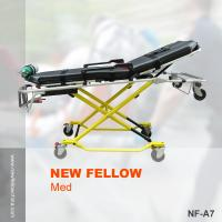 Buy cheap Aluminum Alloy High Strength Roll-in Self Collapsible Ambulance rescue stretcher product