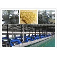 Best Automatic Chowmein Making Machine non frying production no fried instant noodle line wholesale