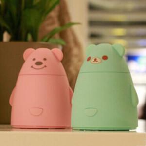 Best Bear Design Ultrasonic Mist Maker Mini Desk USB Humidifier wholesale
