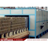 Brick Production Line Processing Clay Brick Kiln Types Easy Maintenance