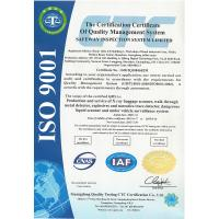 Safeway Inspection System Limited Certifications