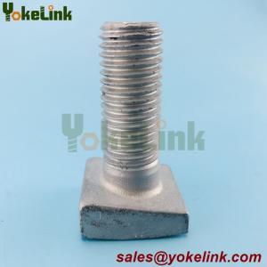 "Best Custom wedge-shaped head askew head bolts 5/8"" TO 1 1/8"" Diameters wholesale"