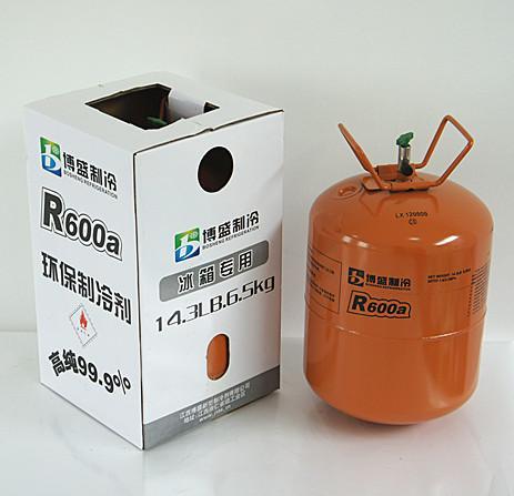 Cheap Refrigerant R600a for sale
