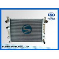 Best Manual Welded Diesel Performance Radiator Fit BENZ W220'98 30% More Cooling wholesale