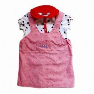 China Children's Suit, Baby Braces Skirt, Baby Suspender Skirt, Children's Apparel, Infant's War/T-shirt on sale