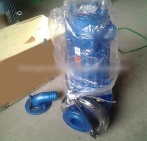 Best WQ Submersible Sewage Pump Station Pump wholesale