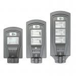 Best Anti - Water All In One LED Solar Street Light 40 W 8000mah Battery 2 Years Warranty wholesale