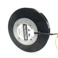 China 150 X 35mm Dc 24v Centrifugal Fan 4000rpm Speed With Waterproof Ip68 Grade on sale