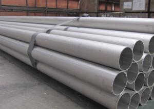 Best JIS G3459 SUS316L SUS304L Plain End Stainless Steel Welded Pipes wholesale