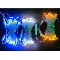 Best Outdoor LED Xmas String Lights 30M Electrical Blue / Pink / White Decoration wholesale