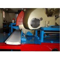 Best High Speed 0.27-0.4mm Aluminum PU Rolling Shutter Door Roll Forming Machine With Flying Saw Cutting wholesale