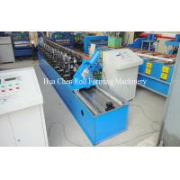 Buy cheap Combined U channel C stud Light Keel Rolling Forming Machine with servo tracking cut product