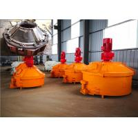 China Light Soil Cement Slurry Planetary Concrete Mixer High Efficiency Cylinder Body on sale