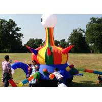 China Crazy Interactive Games Play Inflatables Big Blob Swallow Child For Event on sale