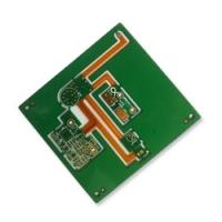 China Double Sided Rigid-flex PCB Board for Cell Phone on sale