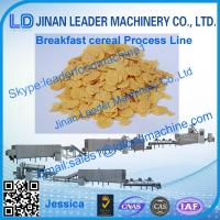 Best Corn flakes process line,2015 high quality corn flake processing equipments wholesale