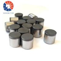 Best China factory price PDC cutters/tungsten carbide PDC cutters used for oil drilling bits wholesale