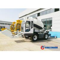 Cheap High Performance Self Loading Concrete Mixer 6700 X 2400 X 3100mm Size for sale