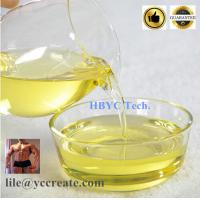 China AAAAA Grade Steroid Oil Yellow Liquid Injectable Equipoise / Bold Undecylate on sale