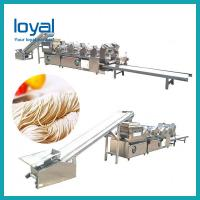 China Instant Noodle Processing Machine Fried Instant Noodle Making Equipment on sale