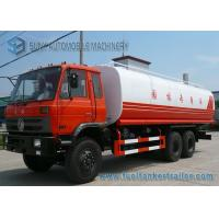 Best Dongfeng 3 Axles 20000 L -23000 L Water Tank Truck With 6 x 4 Drive 210 hp wholesale