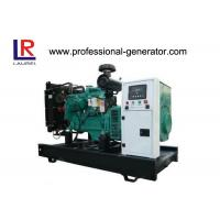 China Reliable Capability 50Hz / 60 Hz Open Diesel Generator Set Power 16KW~220KW on sale