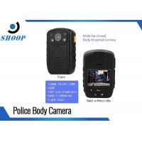 Best Long Time Record Law Enforcement Body Camera With IR Light 94 Mm * 61 Mm * 31mm wholesale
