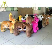 China Hansel ride on suitcaseamusement rides walking dinosaur ride kids play area zipper ride for sale game machine for sale on sale