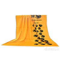 Best Easy Carry Custom Printed Beach Towels For Home / Outdoor DR-BT-09 wholesale